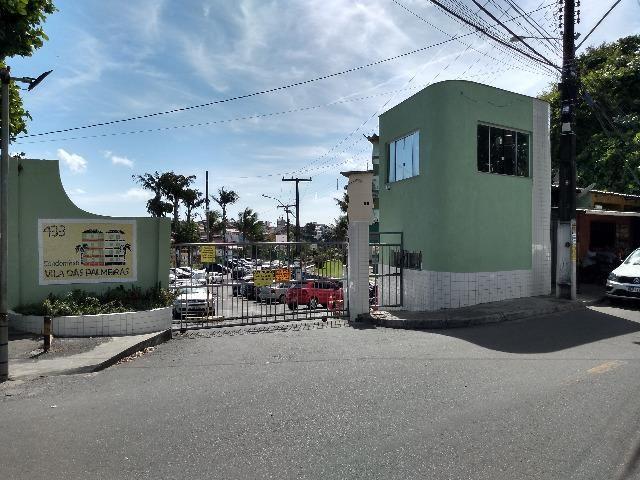 Vila das Palmeiras apartamento 2/4 1º andar, Documentação 100% aceita financiamwnto