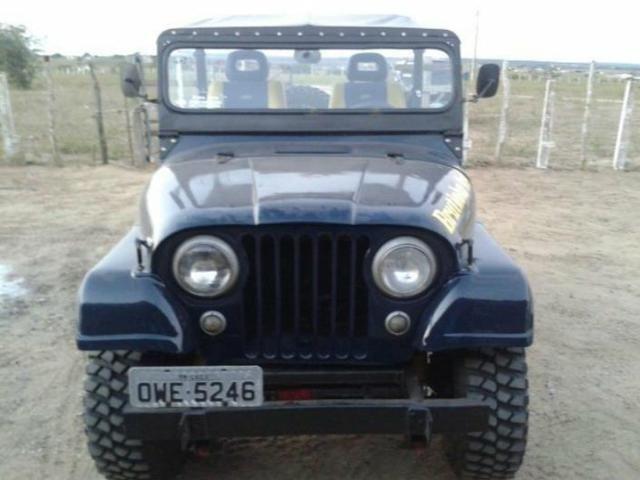 Jeep willys documentado - Foto 4