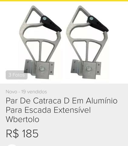 Catraca de alumínio - Foto 5