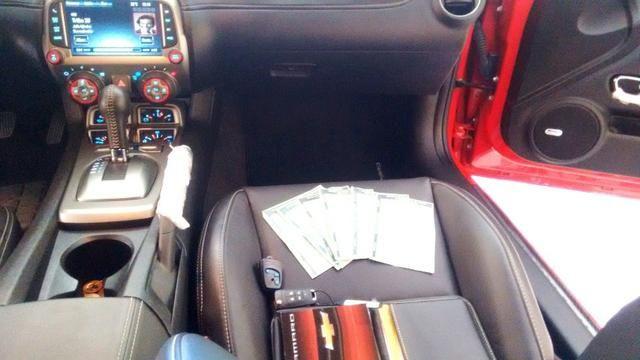 """Chevrolet Camaro 2014 - 18.050 km """"Novissímo"""" - Foto 14"""