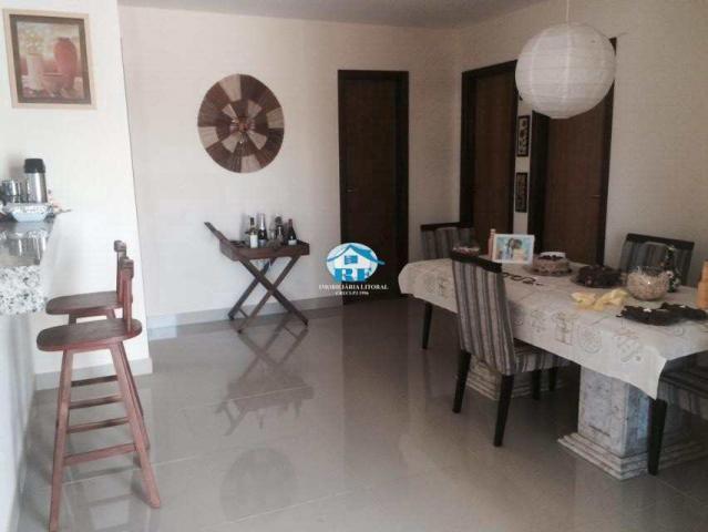 Casa de condomínio à venda com 3 dormitórios em Arembepe, Arembepe (camaçari) cod:142 - Foto 12
