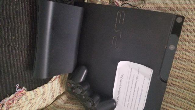 Vendo PS3 desbloqueado DEX - com hd interno de 250gb e externo de 500gb c16ca6babd