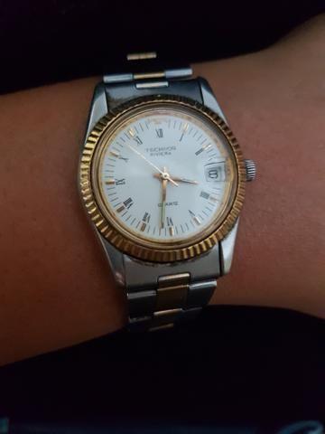 Relógio Technos Riviera - Bijouterias, relógios e acessórios ... 30f0496600
