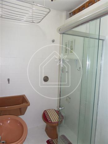 Kitchenette/conjugado à venda com 1 dormitórios em Copacabana, Rio de janeiro cod:830328 - Foto 12