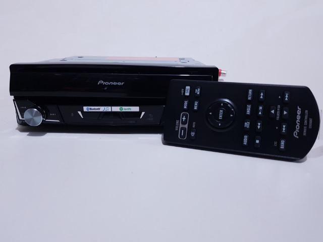 DVD Player Pioneer AVH-Z7180TV - Novo com garantia - TV Digital, Bluetooth,  Waze