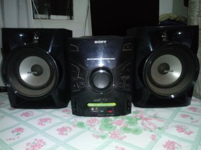 1cf80af9f Vendo Mini System Sony - Áudio