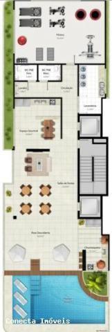 Apartamento para venda em vitória, praia do canto, 2 dormitórios, 1 suíte, 2 banheiros, 2  - Foto 14