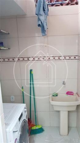 Apartamento à venda com 1 dormitórios em Maria da graça, Rio de janeiro cod:851019 - Foto 9