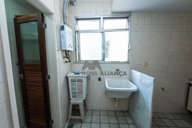 Apartamento à venda com 1 dormitórios em Tijuca, Rio de janeiro cod:NTAP10170 - Foto 19