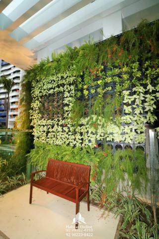 Atmosphere apartamento no Adrianópolis alto padrão na promoção - Foto 4