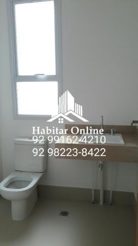 Atmosphere apartamento no Adrianópolis alto padrão na promoção - Foto 17