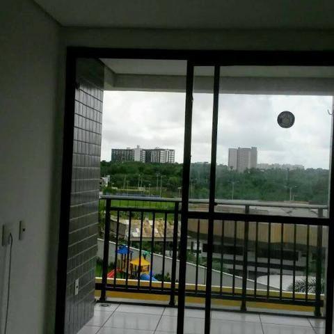 Alugo Apartamento no Condomínio Dubai / 3 Quartos / Projetado/ Só R$ 2.500,00 - Foto 4