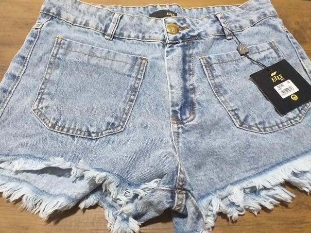 eddc9368a5 Shorts jeans promoção apartir de 24,99
