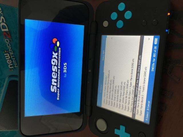 New Nintendo 2DS XL ( 3DS )