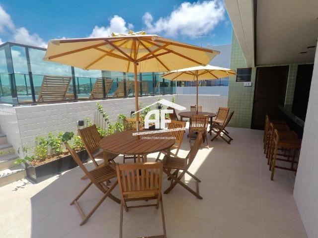 Apartamento novo com 3 quartos sendo 2 suítes na Mangabeiras - Edifício Hit - Foto 17