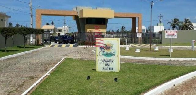 CÓD.: 1-131 Lote no condomínio por apenas R$ 100 mil c/ 300m² no Praias do Sul III