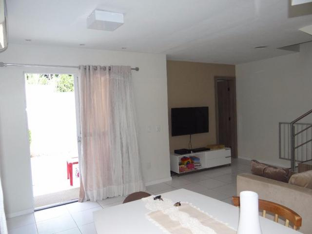 Duplex em condomínio residencial à venda, lagoa redonda, fortaleza. - Foto 9