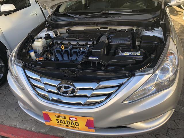 Sonata 2.4 GLS 2011 top de linha - Foto 6