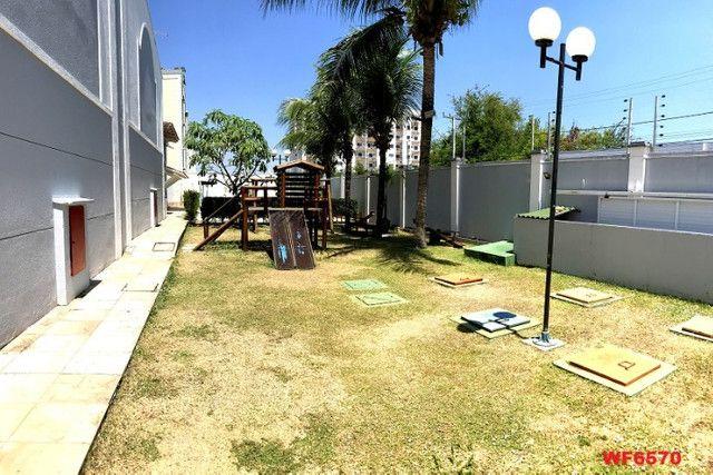 Village Dunas Del Mare, casa tríplex com 3 quartos, 2 vagas, Manoel Dias Branco - Foto 14