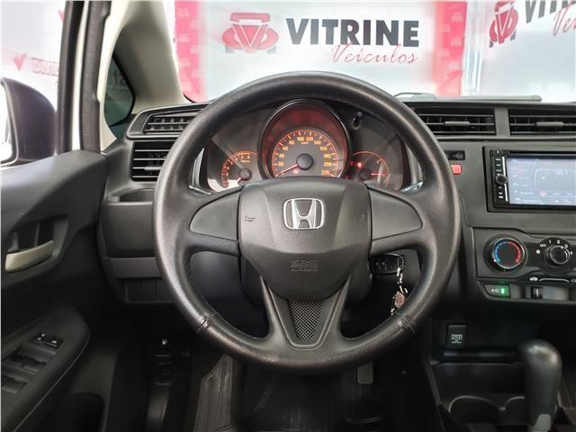 Honda Fit 1.5 dx 16v flex 4p automático - Foto 7