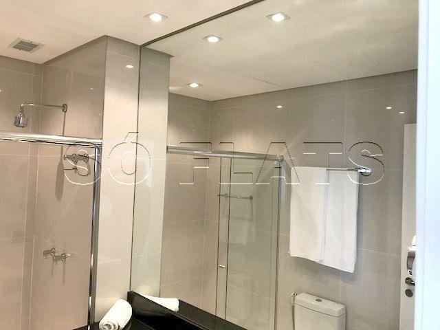 Lindo Flat tipo Studio com cozinha completa Próximo ao Shopping Vl Olímpia - Foto 12