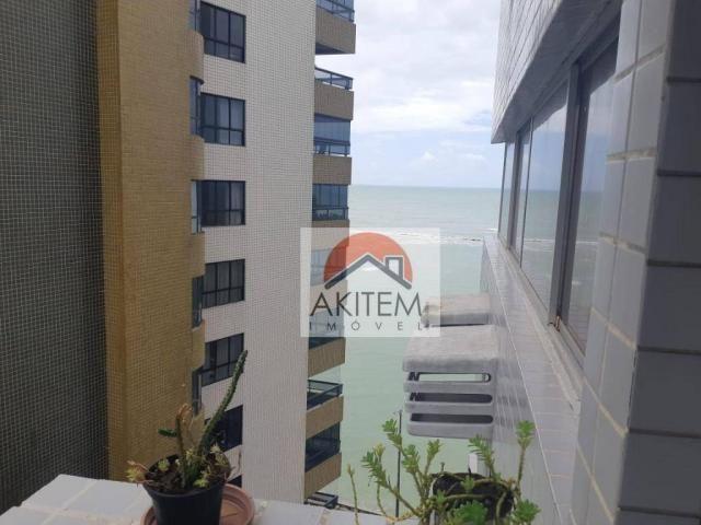Apartamento com 3 dormitórios à venda, 141 m² por R$ 639.990,00 - Casa Caiada - Olinda/PE - Foto 15