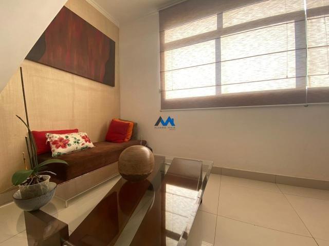 Apartamento à venda com 3 dormitórios em Sagrada família, Belo horizonte cod:ALM728 - Foto 6