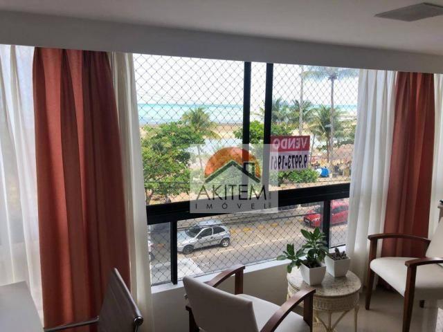 Apartamento na Beira Mar com 4 dormitórios à venda, 146 m² por R$ 620.000 - Casa Caiada -  - Foto 8