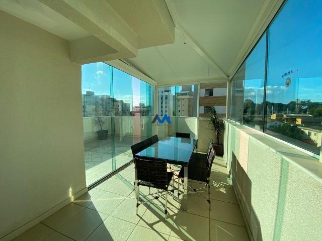 Apartamento à venda com 3 dormitórios em Sagrada família, Belo horizonte cod:ALM728 - Foto 5