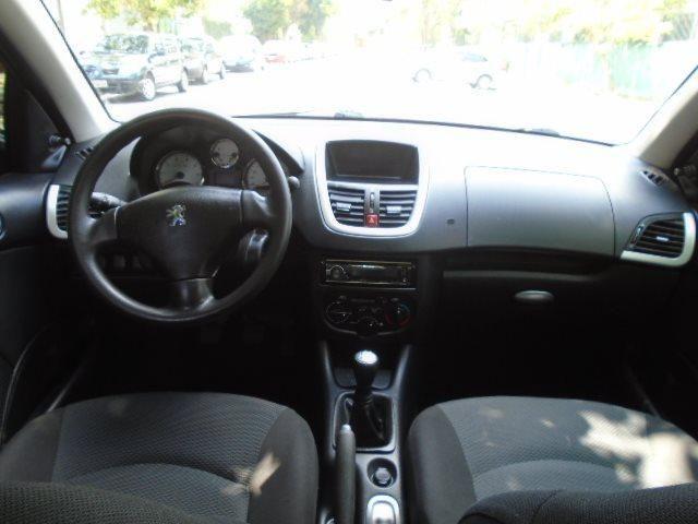 PEUGEOT 207 2012/2013 1.4 XR 8V FLEX 4P MANUAL - Foto 5