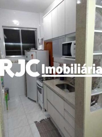 Apartamento à venda com 1 dormitórios em Tijuca, Rio de janeiro cod:MBAP10853 - Foto 9