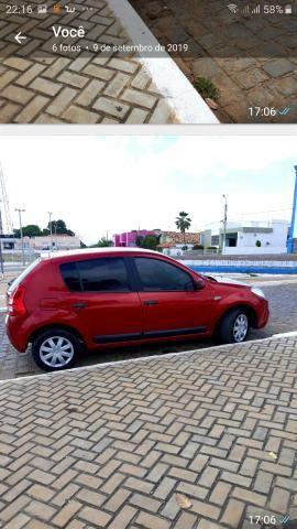 Carro Renault Sandero expression 1.6 8v