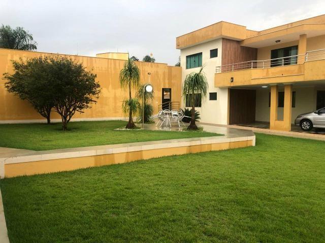 Sobrado com 7 dormitórios mobiliado pego casa em Brasília Df - Foto 3
