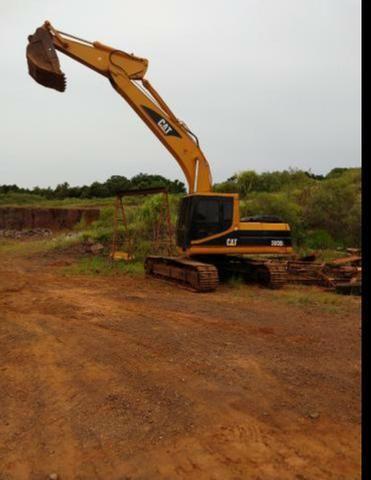 Escavadeira Caterpillar - Foto 4