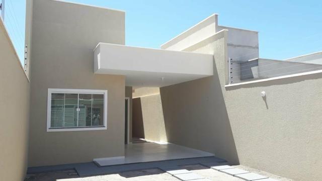 Casa localizada no Passaré 3 quartos sendo 2 suítes - Foto 2