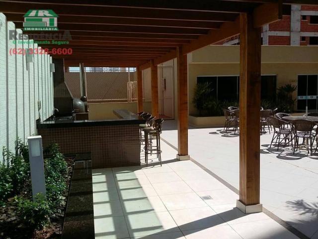 Apartamento com 3 dormitórios para alugar, 88 m² por R$ 1.500,00/mês - Jundiaí - Anápolis/ - Foto 4