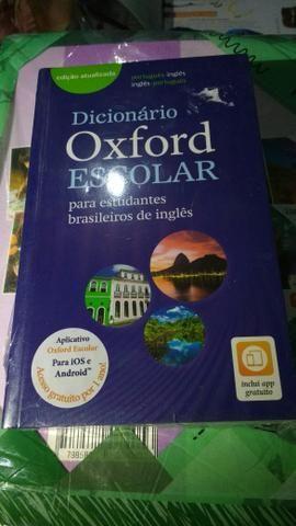 Vendo livro 6° ano e Dicionário para estudantes brasileiro de inglês - Foto 2