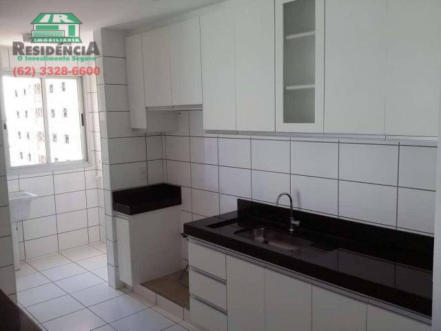 Apartamento com 3 dormitórios para alugar, 88 m² por R$ 1.500,00/mês - Jundiaí - Anápolis/ - Foto 11