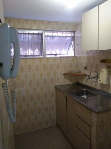 Apartamento quarto, sala, cozinha e varanda perto do Shopping Recife - Foto 9