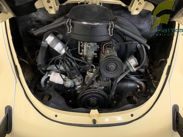 Volkswagen Fusca 74 1500 placa preta - Foto 8