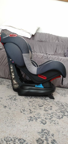 Cadeira para Auto Transbaby GALZERANO de 0 a 25 kg - Foto 5