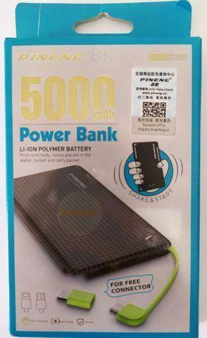 Power Bank Pineng 5.000 Mah Slim Pn-952