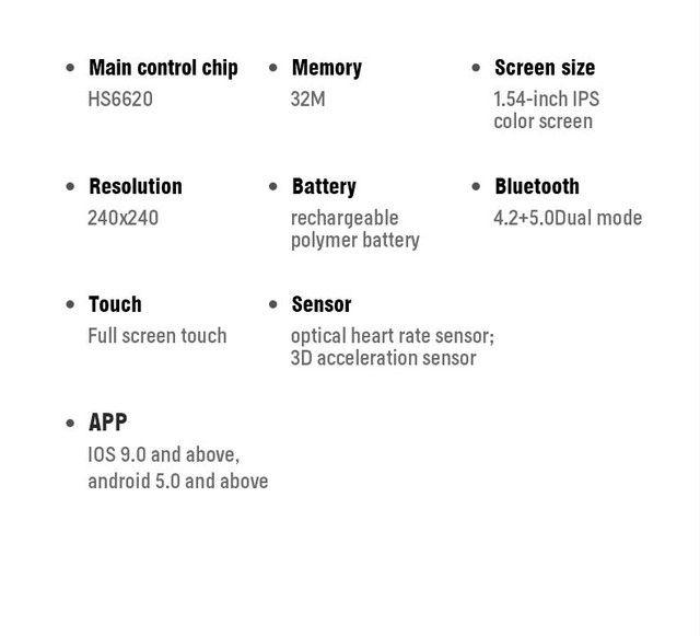Relógio Smartwatch X7 Preto - Foto 5
