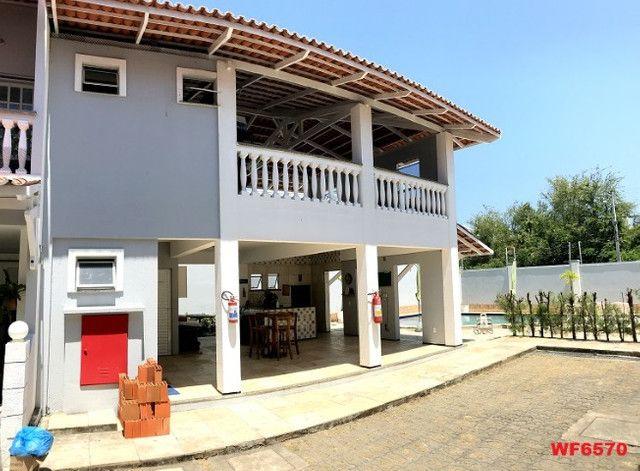 Village Dunas Del Mare, casa tríplex com 3 quartos, 2 vagas, Manoel Dias Branco - Foto 9