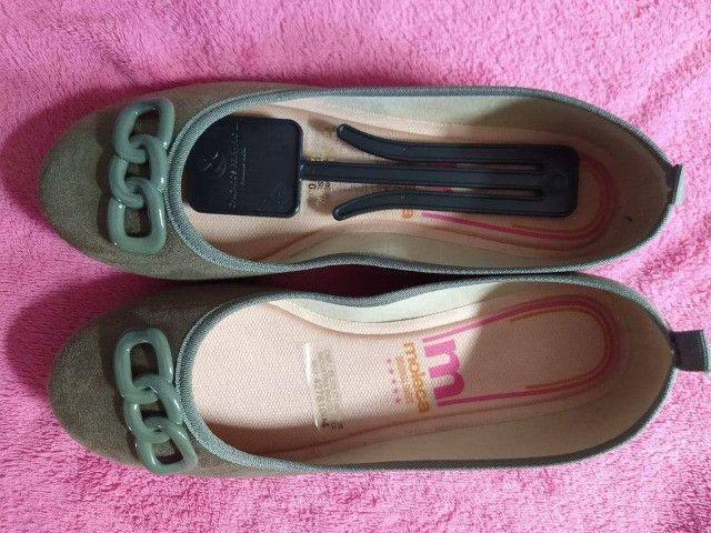 Sapato/ Sapatilha / Sandália Moleca -Vários modelos e tamanho - Novos com Nota Fiscal - Foto 6