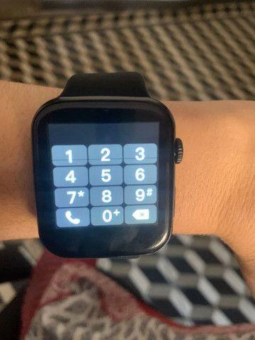 Relógio Smartwatch X7 Preto - Foto 4