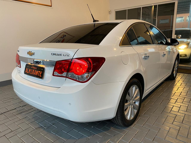 Chevrolet Cruze 1.8 LTZ 2014 Impecável - Foto 4