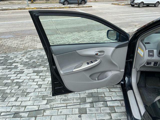 Corolla GLI 1.8 Flex 16V Aut 2011 BLINDADO - Foto 9