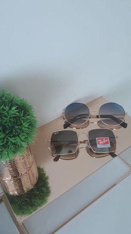 Óculos graduados e sol  - Foto 4
