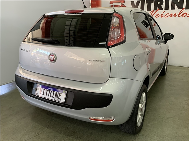 Fiat Punto 2013 1.4 attractive 8v flex 4p manual - Foto 7